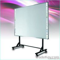 Multi-touch electronic whiteboard for school and conference