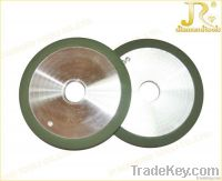 Vitrified bond diamond & CBN grinding wheel for PCD tools