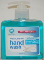 Anti-Bacterial Hand Wash