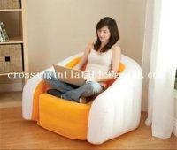 intex 2013 single inflatable sofa, inflatable sofa