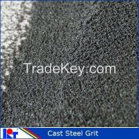 shandong kaitai metal abrasive steel grit G120 with diameter 0.2 millimeter for sale