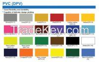 PVC heat transfer flex vinyl