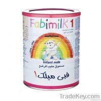 Fabimilk 1 - Infant Formula