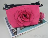 PU Flower Lady bag