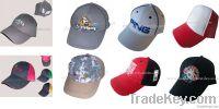 various styles sports cap