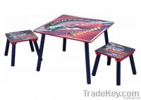 Plastic Kid Table/Chair