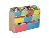 Kids Colorful Toy Organizer