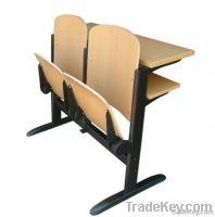 school furniture teaching chairs wood metal