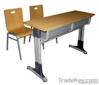 library furniture school chairs teaching table