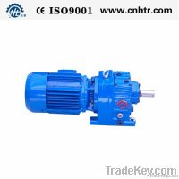 HR series helical gear reducer