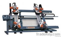 CNC Four-head Aluminum Corner Crimping Machine