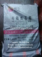Semi Refined Paraffin Wax 58-60