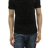 Black Jersey Black on Black T-Shirt