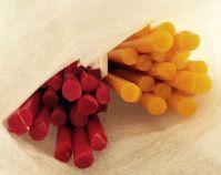 new chinese red borosilicate glass rod