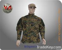 battle uniform