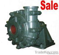 horizontal centrifugal grinder slurry pump
