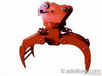 Hydraulic Grapple [Wood Grapple]