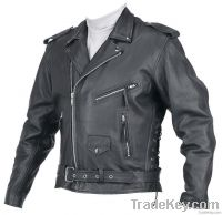 Leather jackets, leather manufacture