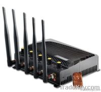 Adjustable output power  signal Jammer TG-5CA (Newest designed Jammer