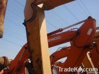 Used Excavator CAT320C