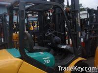 Forklift Komatsu FD30-16 (Used)