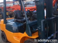 Used Forklift Toyota 7FD30
