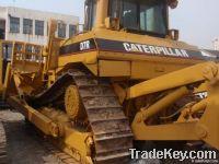 used CAT D7R bulldozer