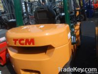 used TCM 3t forklift
