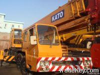 used kato 30t truck crane