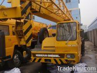used tadano 25t truck crane
