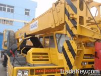 used tadano 35t truck crane