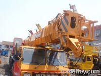 used tadano 50t truck crane