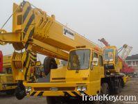 used tadano 55t truck crane