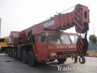 used tadano 75t truck crane