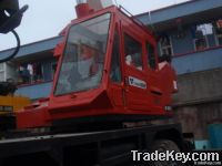 used tadano 30t rough terrain crane