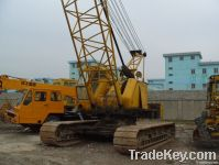 used kobelco 50t crawler crane