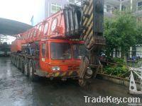 used Grove 140t truck crane