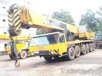 used Liebherr 80t truck crane