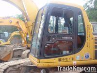 Used Excavator komatsu PC120
