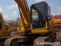 Used Excavator komatsu PC130