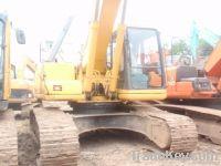 Used Excavator komatsu PC220
