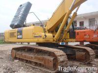 Used Excavator komatsu PC400