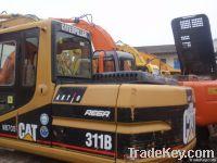 Used Excavator CAT311B