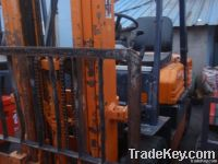 used toyota forklift 2.5t