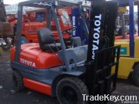 used forklift toyota 3t 6FD30