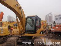 Used CAT Excavator CAT320D