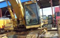 Used CAT Excavator CAT330B
