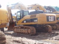 Used Excavator CAT330D, ready for work