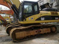 Used Excavator CAT336D