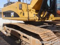 Used Excavator CAT345D